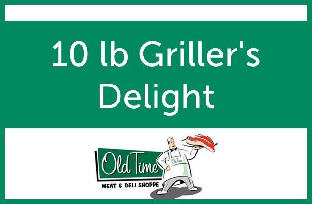 10 lb Griller's Delight