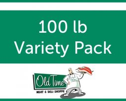 100 lb Variety Pack
