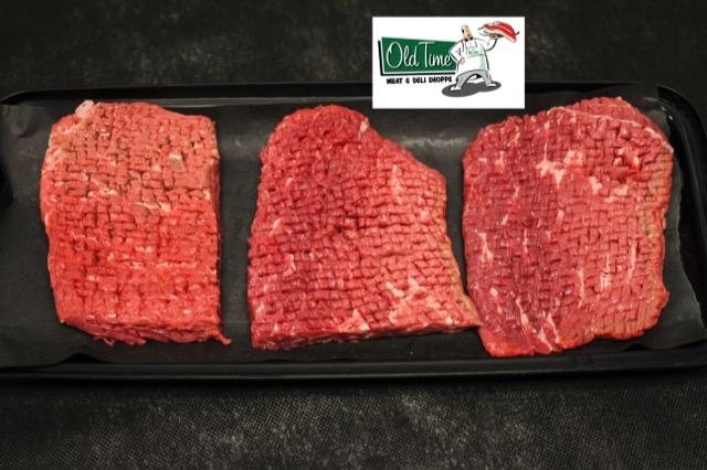 Choice Cube Steak