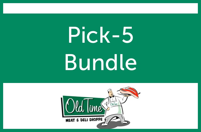 Pick-5 Bundle
